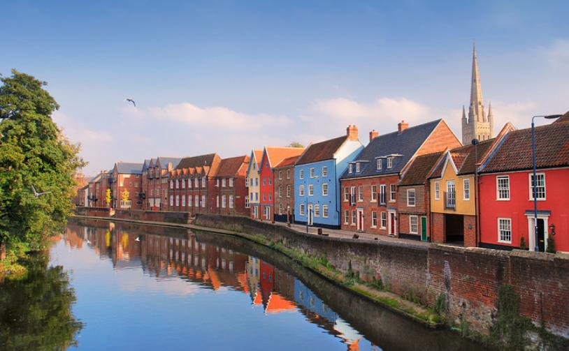Norfolk – A Little Bit of History