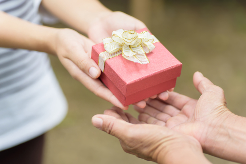 To gift or not to gift- that is the question!