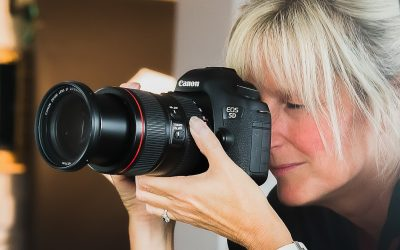 All About Mary- the lady behind the camera